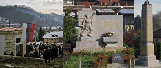Spomen kosturnica u Osečini