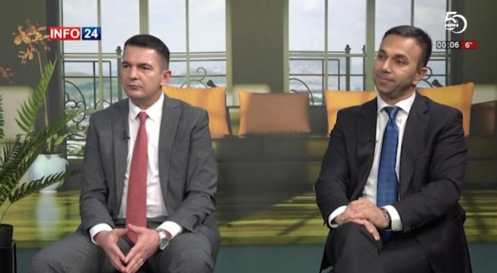 Boban Janković i Dejan Kovačević