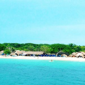 Backpacking Playa Blanca Isla baru