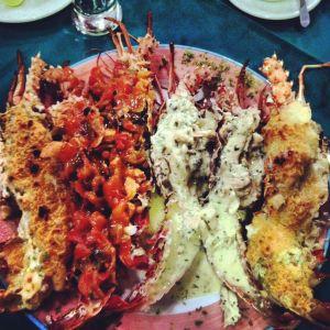 Tres Sabores restaurant