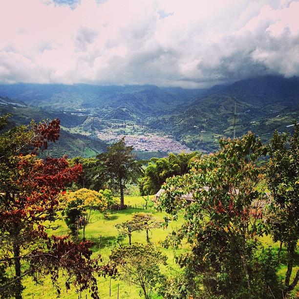 Jardín – Tal vez el pueblo más bonito de Antioquia