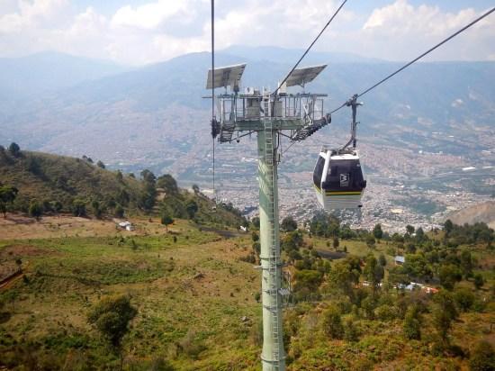 Metrocable Medellin