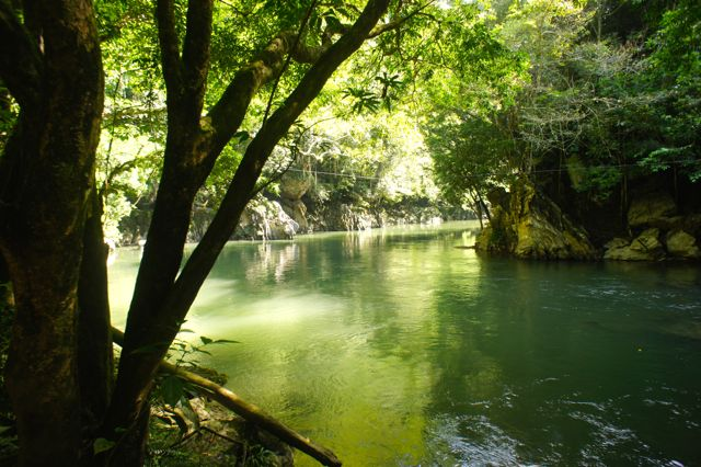 Rio Claro – Ein Tag am Fluss