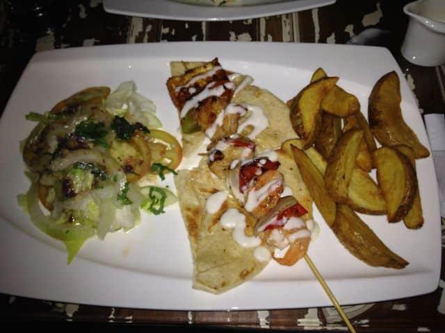 Shish Kebab Mar