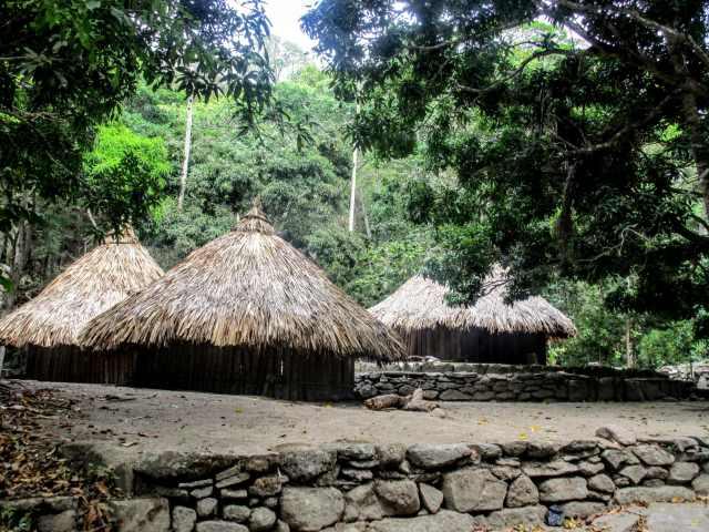El Pueblito Tayrona Park