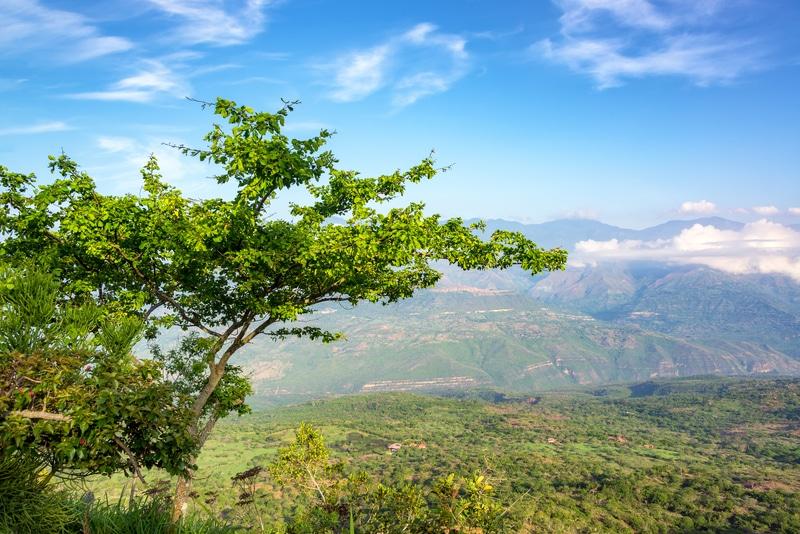 Camino Real Guane Barichara