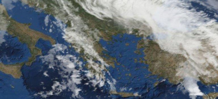 Μια τοπική καταιγίδα και μια πρόβλεψη της στιγμής (NowCasting)