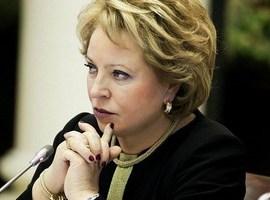Валентина Матвиенко: Аборт — это убийство, и нужно говорить об этом открыто