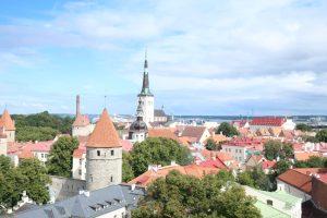 バルト三国旅行記Vol.7 エストニア タリン 市街散策