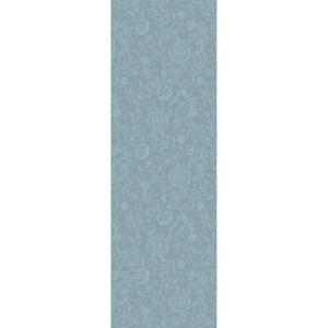 ガルニエ・ティエボー ミルシャルム ブルー テーブルランナー