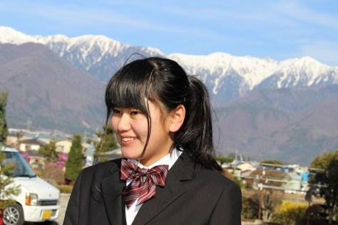 入学式の朝2