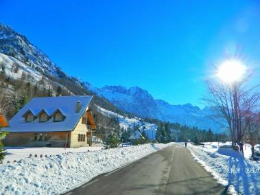 Valbona Valley in Winter (1)