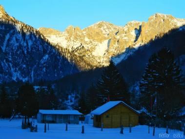 Valbona Valley in Winter (10)