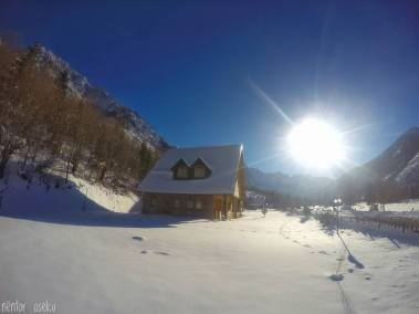 Valbona Valley in Winter (12)
