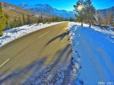 Valbona Valley in Winter (13)