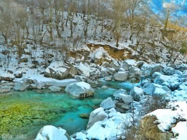 Valbona Valley in Winter (6)