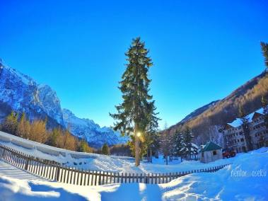 Valbona Valley in Winter (9)