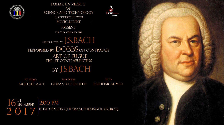J. S. Bach Concert