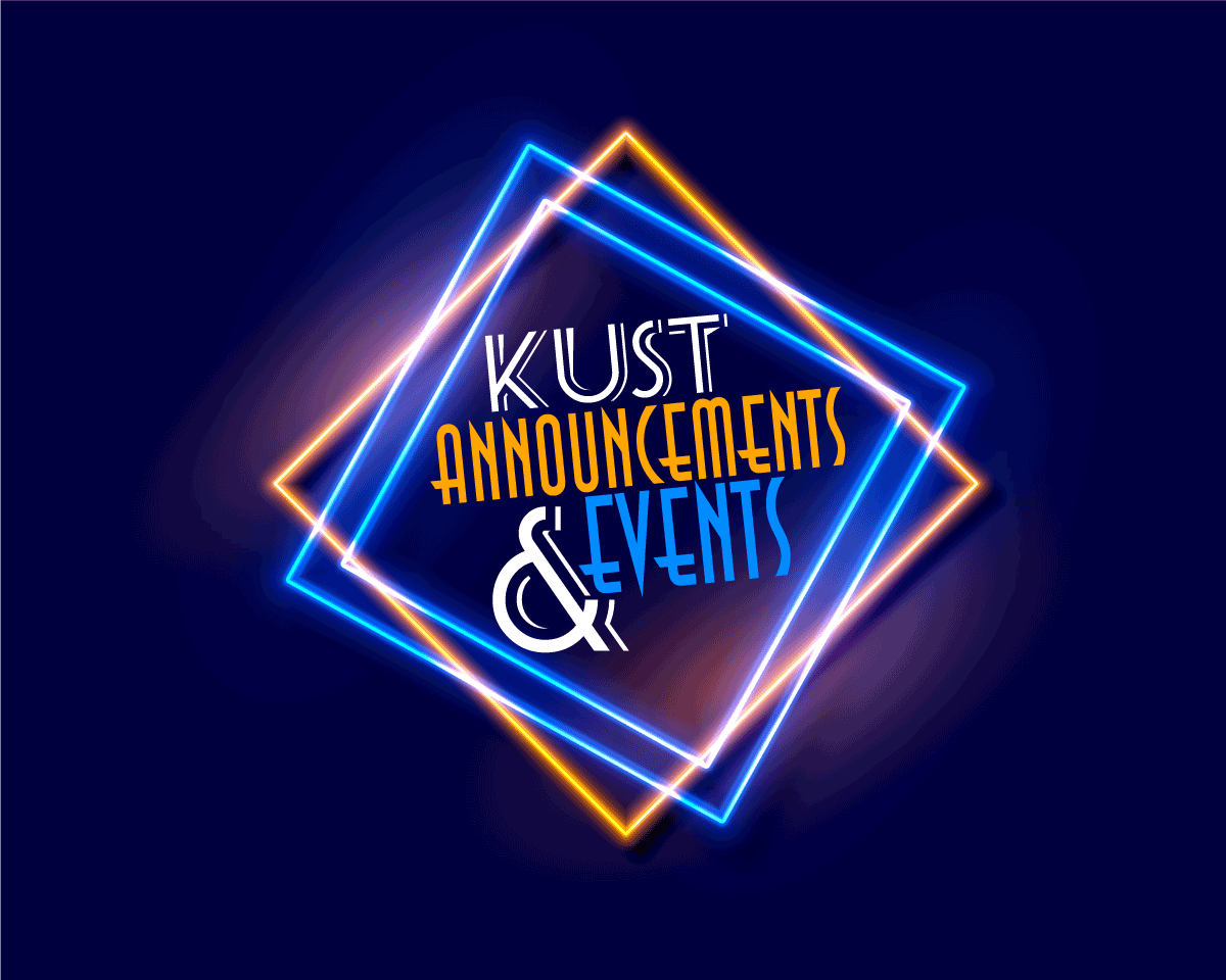 KUST-Announcements-and-Events