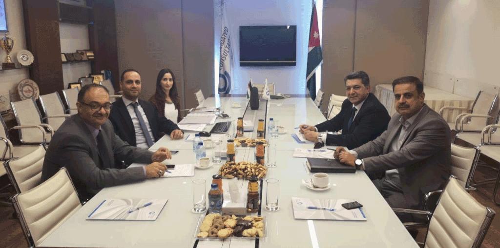 KUST President Visits Amman