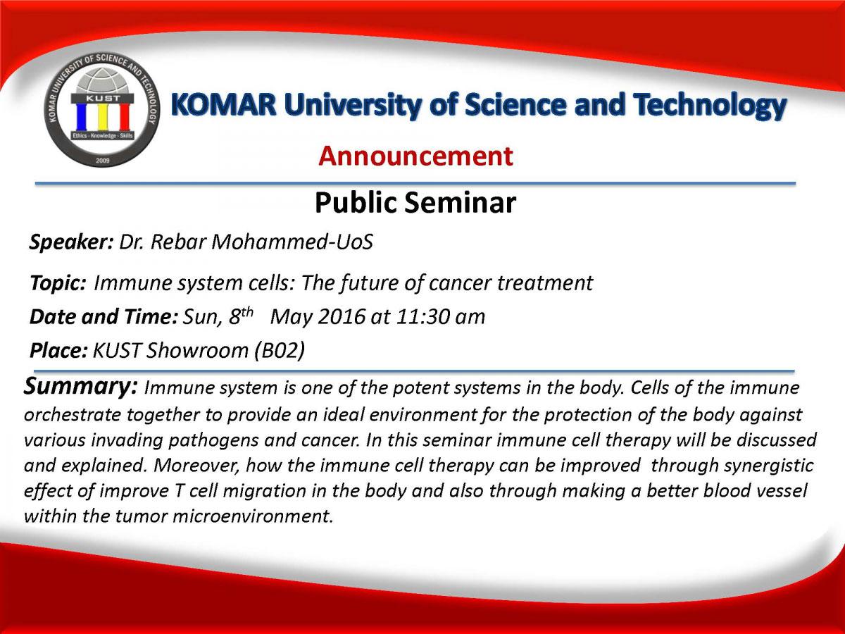Public Seminar_Anouncement Design_External Dr Rebar