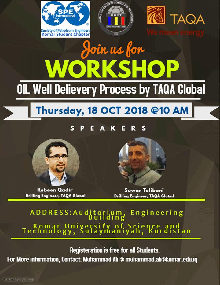 Workshop-TAQA-1