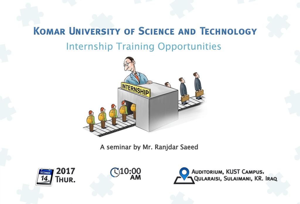 internship Seminar 2017