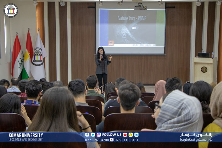 A Seminar on Distribution and Habitat Use of the Persian Leopard and Its Prey in the Northern Zagros Mountains