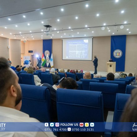 The International Scientific Conference of Komar University of Science and Technology in cooperation with the Iraqi Society of Clinical Biochemistry
