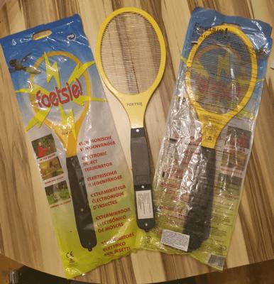 Lopar proti komarjem
