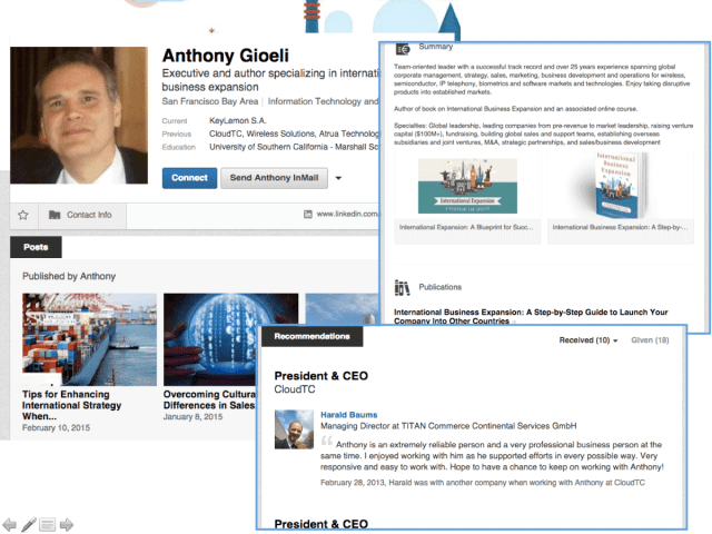 29 Examples of Highly Impactful LinkedIn Profiles