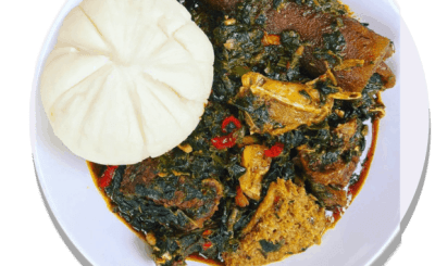 NIGERIAN AFANG SOUP RECIPE