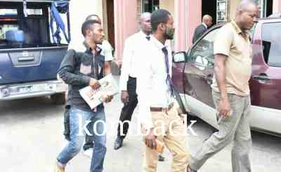 LAGOS ARRAIGNS HOTEL OWNER FOR AIDING HOMOSEXUALITY