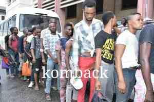 40 Suspected Gays Arraigned In Lagos