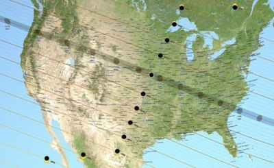 Total Solar Eclipse: What Is It And How To Watch It Live.