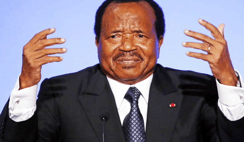 If Biya Can Snub The African Union.How Does Dr Munzu