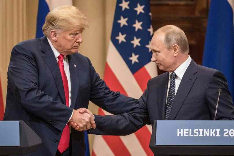 Trump Spoke To Putin Prior Signing Russia Sanctions Bill