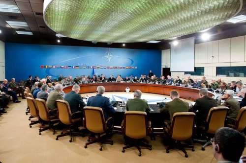 NATO: Russia Preparing For Big War