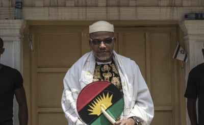 My Re-Arrest'll Quicken Actualisation Of Biafra Nnamdi Kanu