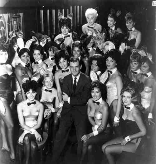 Facts On Hugh Hefner & His Playboy