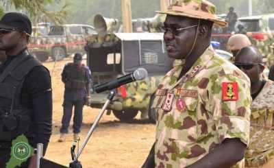 Army Did Not Declare IPOB A Terrorist Organization Buratai