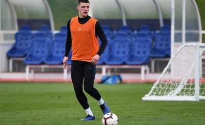 Declan Rice in hot water with FA ahead of England debut after posting THESE tweets 767012