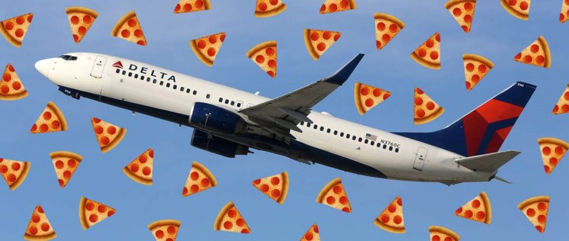 Rich Nigerians Are Importing Pizza From London