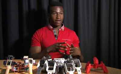 26 yrs Old Nigerian Gaming Robot Engineer Is Now The Highest Paid