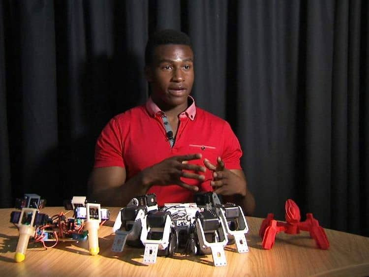 26-year-Old Nigerian Is Now The Highest Paid Robotics Engineer