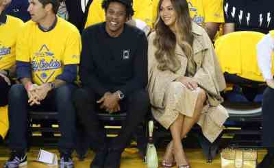 Beyoncé's NBA Court Side Shade Is The Internet's New Favorite Meme