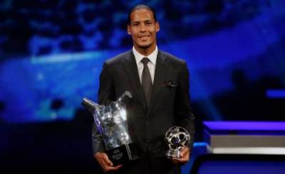 UEFA award