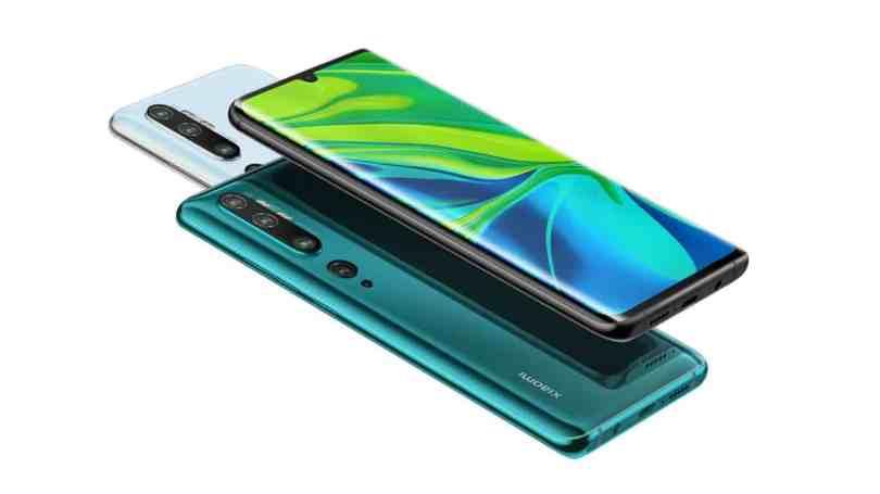Samsung Galaxy Note 10,Xiaomi Mi Note 10 Is Here