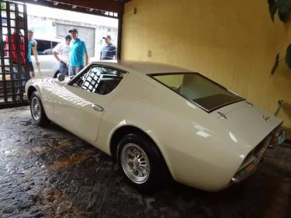 Classic cars from Brazil