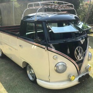 VW Pick up Bus T1 1970 #K19.218